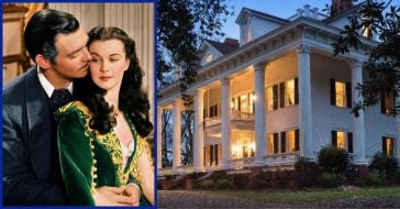 gone with the wind mansion up for auction