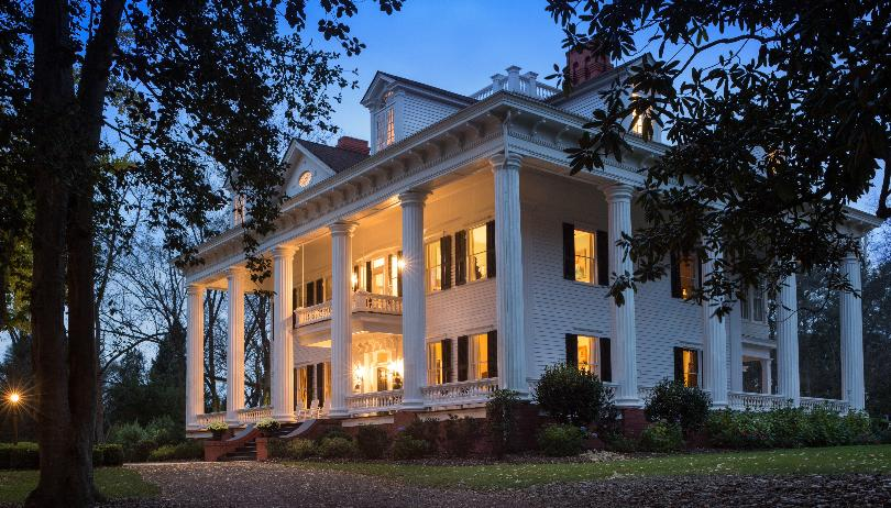 Gone with the Wind mansion