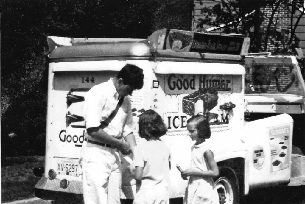 Good Humor Ice Cream Truck 1960s