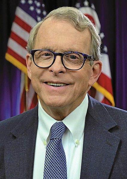 ohio governor mike dewine
