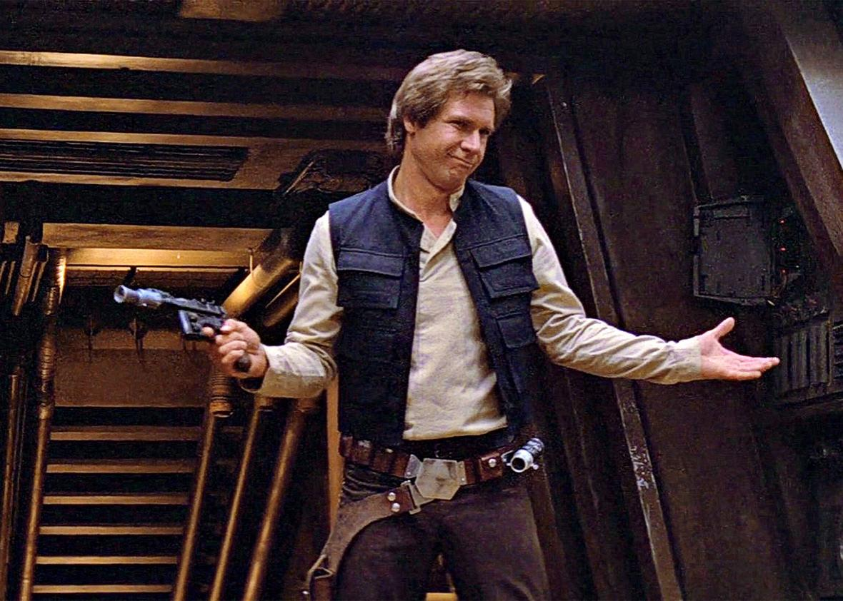 hans solo harrison ford