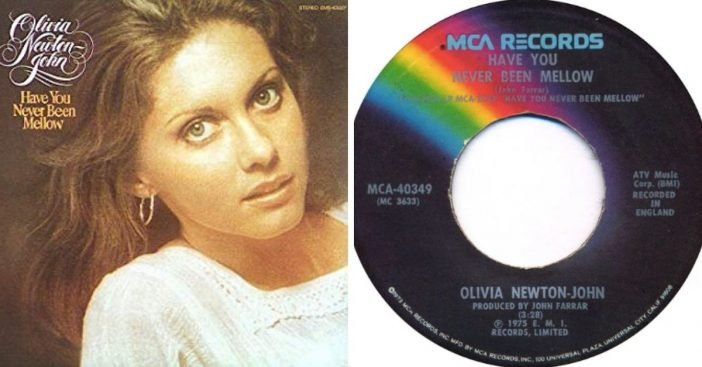 have you never been mellow olivia newton-john