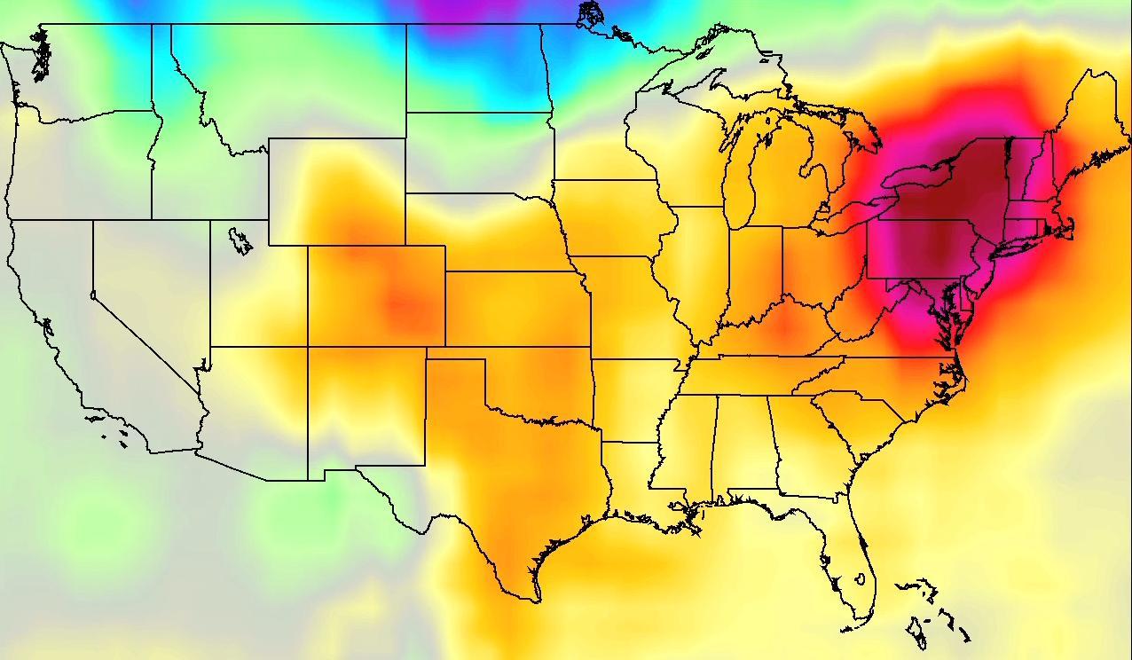 heat wave united states