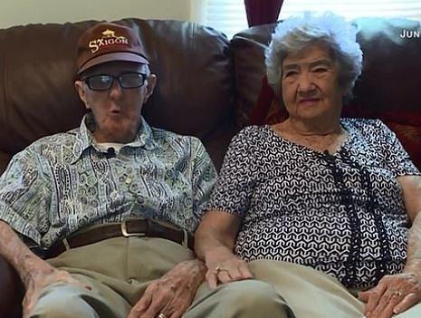 Herbert and marilyn frances DeLaigle