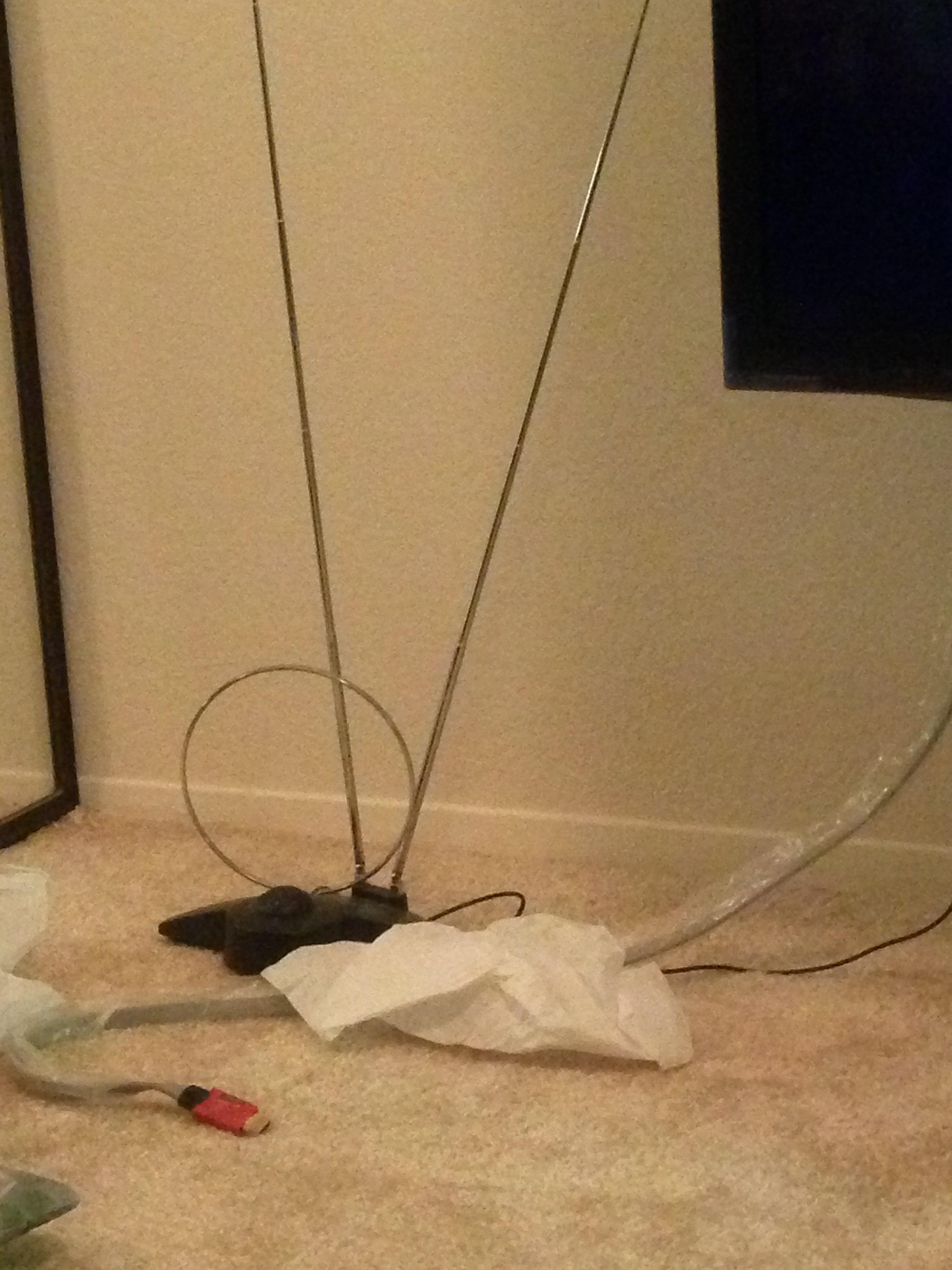 indoor television antenna