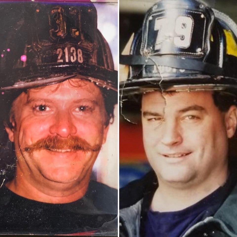 firefighter kevin nolan