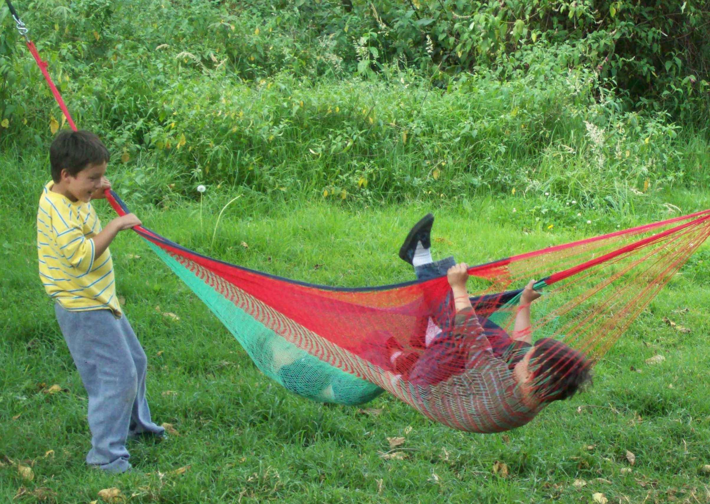 mini hammocks