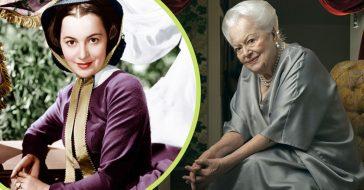 olivia de havilland turns 103