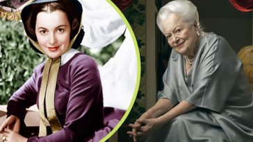 olivia de havilland turns 103