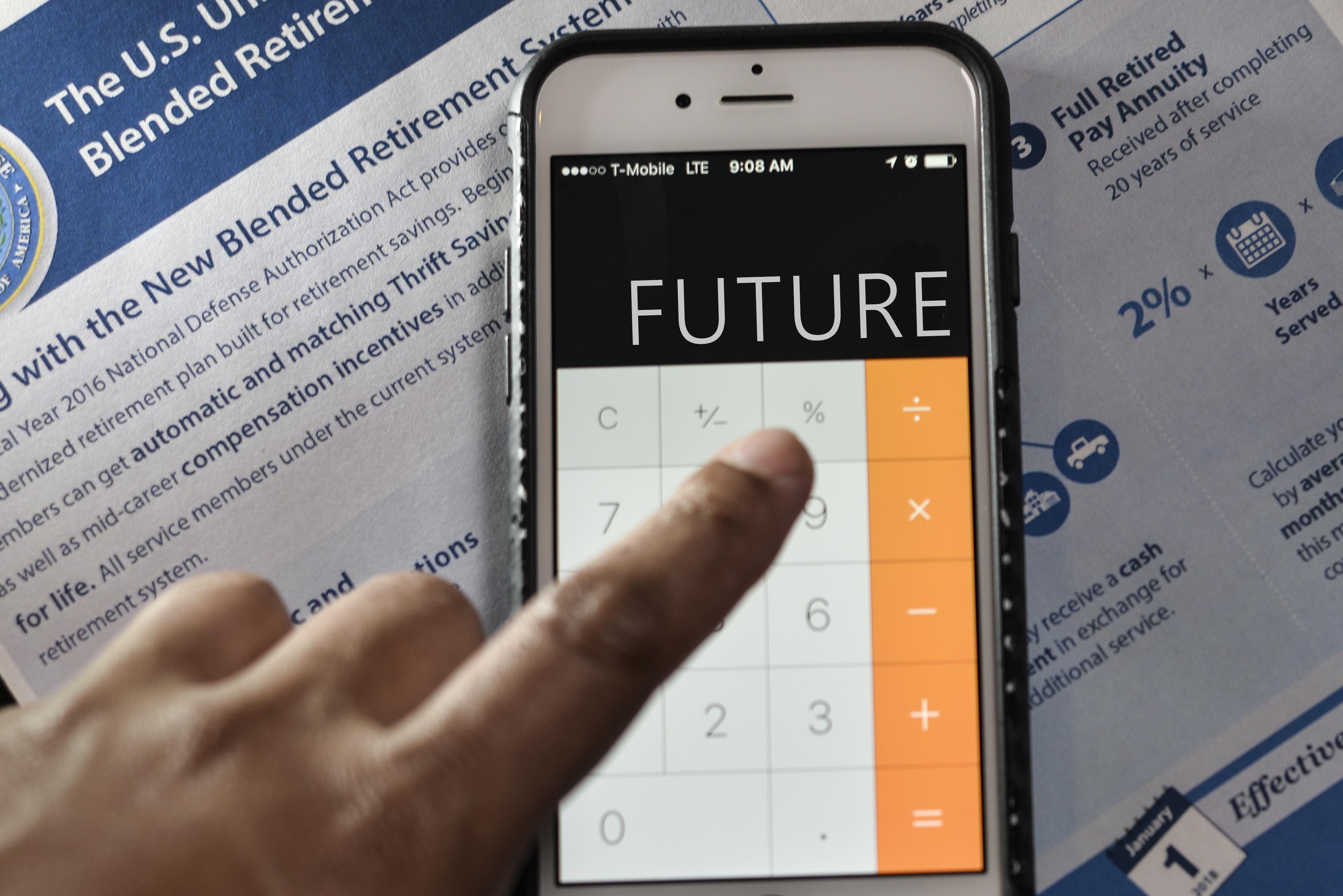 future retirement planning