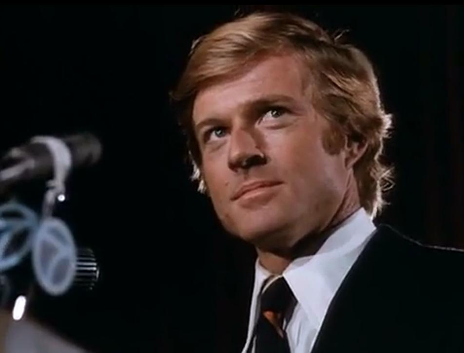 robert redford the candidate