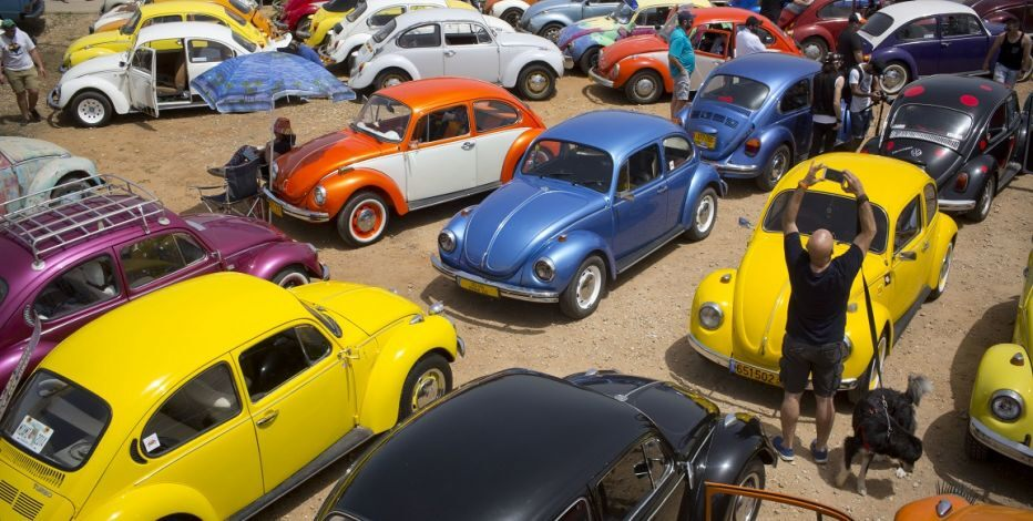 Volkswagen Beetle discontinuing production