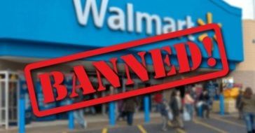 woman banned from walmart after eating half a cake and demanding half off price