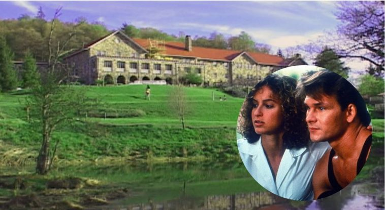 you can visit the mountain lodge where dirty dancing was filmed