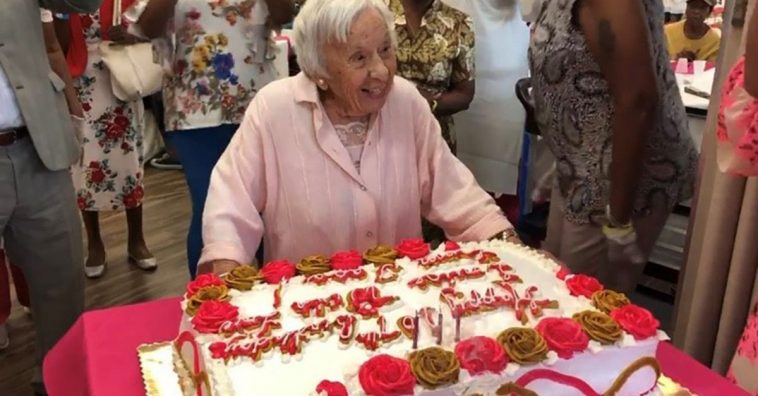 107-Year-Old Woman Reveals Her Secret To Longevity — She Never Got Married!