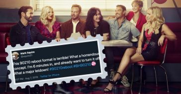 '90210' Fans Express Disappointment With The New Reboot Despite Great Ratings