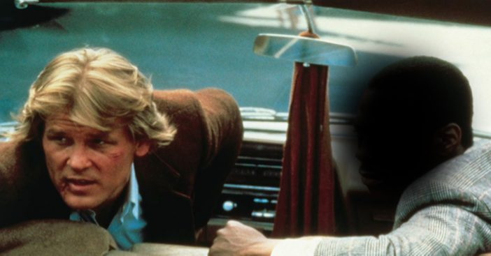 Why Nick Nolte left NYC without meeting with Eddie Murphy for the film '48 Hrs.'