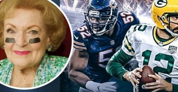 Betty White appears in the new NFL promo