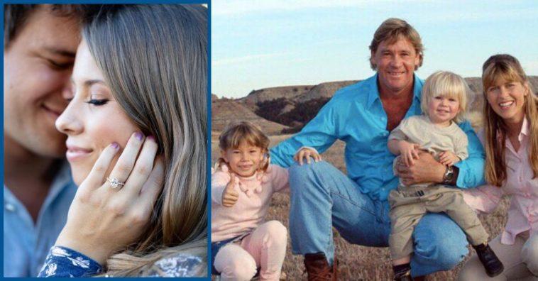 Bindi Irwin Pens Note To Late Father, Steve Irwin, As Wedding Planning Begins