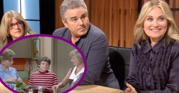 'Brady Bunch' Stars Get Served Nostalgic Meals Of Pork Chops And Applesauce On 'Chopped'