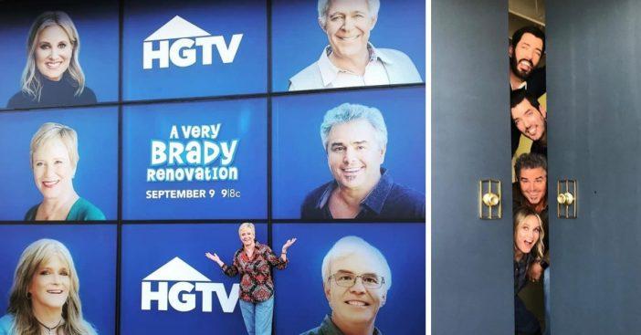 Check out a sneak peek of A Very Brady Renovation on HGTV