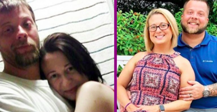 Couple Celebrates Overcoming Meth Addiction With Inspiring Before And After Photos