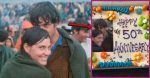 Couple Who Met At Woodstock '69 Celebrates 50th Anniversary With Surprise Cake