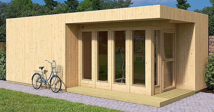 DIY tiny home available on Amazon