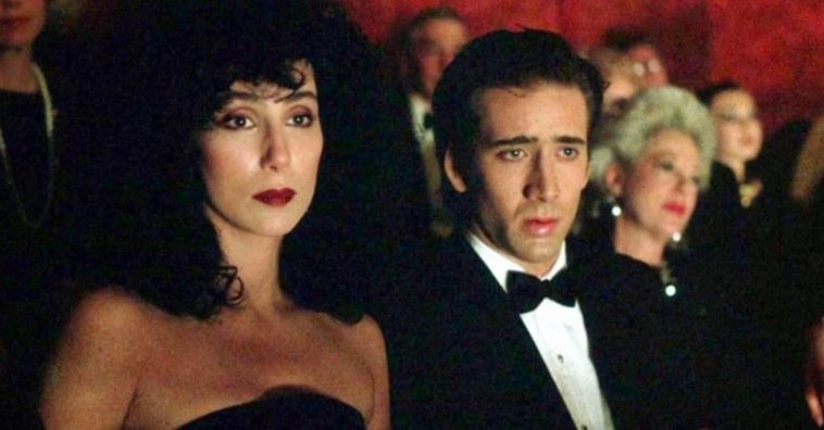 Do you remember when Nicolas Cage and Cher starred in a romantic comedy called Moonstruck