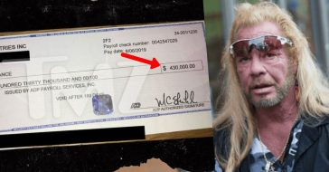 Dog The Bounty Hunter Dodges A $430,000 Scam