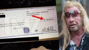 Dog The Bounty Hunter Dodges A $430,000 Scam