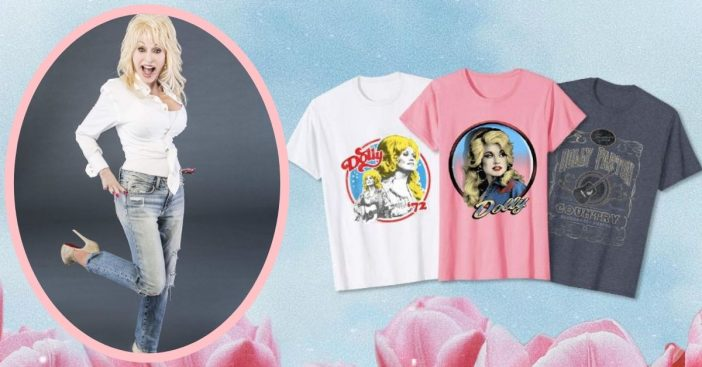 Dolly Parton Launches A New Amazon Store