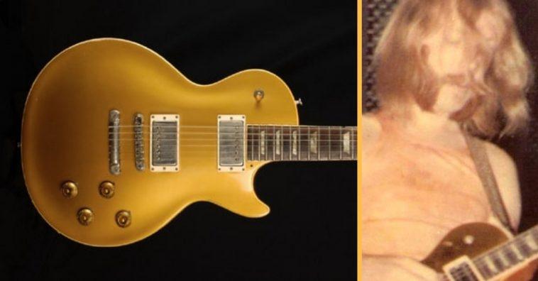 Duane Allmans former guitar named Layla was sold for 1.25 million