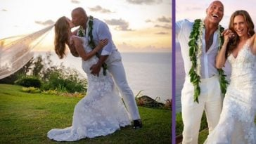 Dwayne 'The Rock' Johnson Just Married Lauren Hashian In Hawaii
