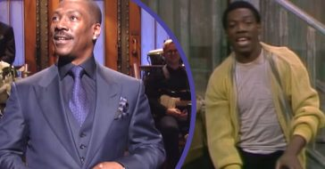 Eddie Murphy To Host 'SNL' For The First Time Since 1984