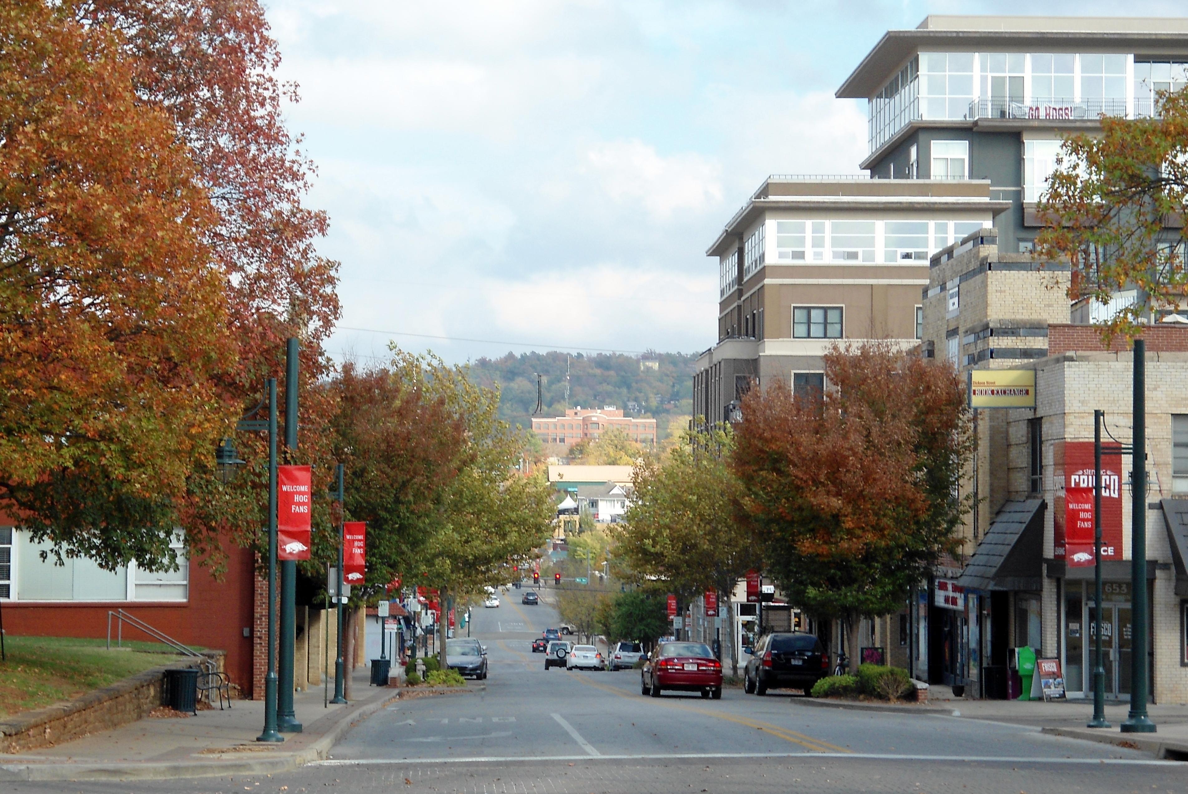 Fayetteville Arkansas