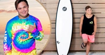 Florida Beachwear Company Features Model With Down Syndrome For The First Time