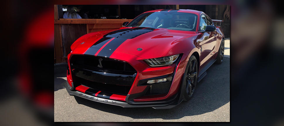 Ford's Most Powerful Street-Legal Mustang With 760 Hp