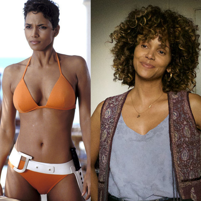 Halle Berry in Die Another Day and also in 2017's Kings.