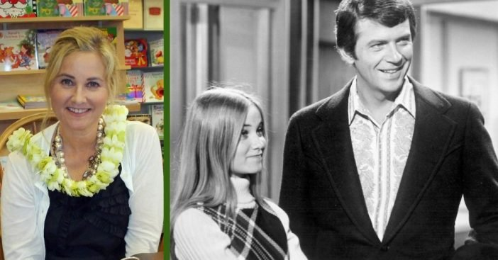 How 'Brady Bunch' Star Maureen McCormick Still Honors TV Dad Robert Reed Every Day