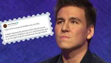 James Holzhauer makes fans question if he lost Jeopardy on purpose