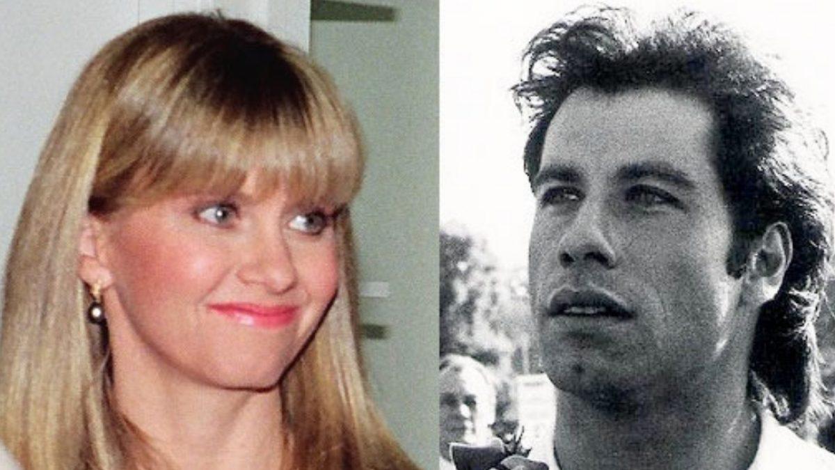 John Travolta Supports Olivia Newton John As She Battles Cancer