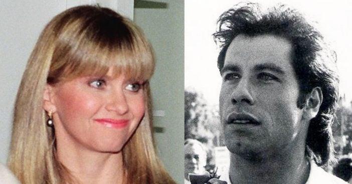 John Travolta supports Olivia Newton John as she battles cancer for the third time
