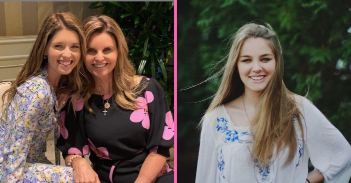 Katherine Schwarzenegger and Maria Shriver open up about relative Saoirse Kennedy Hill death (1)