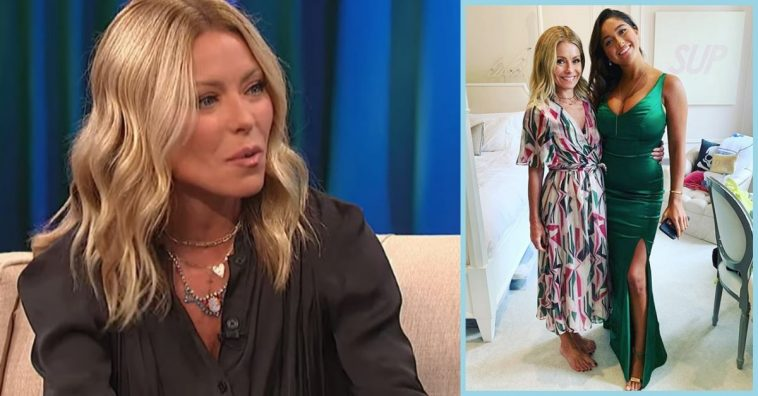 Kelly Ripa Says Daughter, Lola, Secretly Altered Her Prom Dress To Look More Revealing