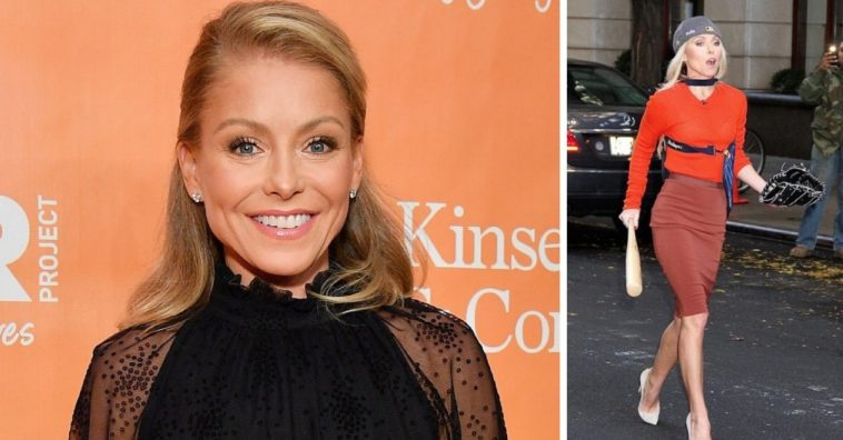 Kelly Ripa responds back to a mean comment by an Internet Troll