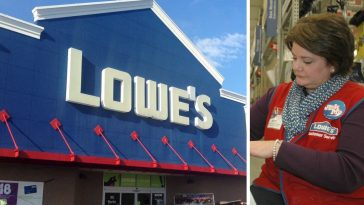 Lowes will be laying off thousands of their employees