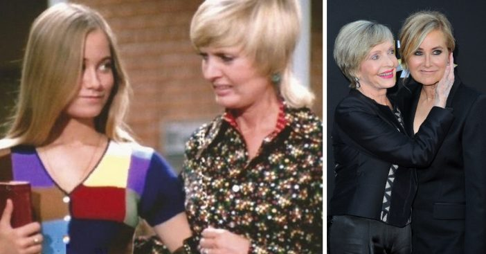 Maureen McCormick opens up about her relationship with tv mom Florence Henderson