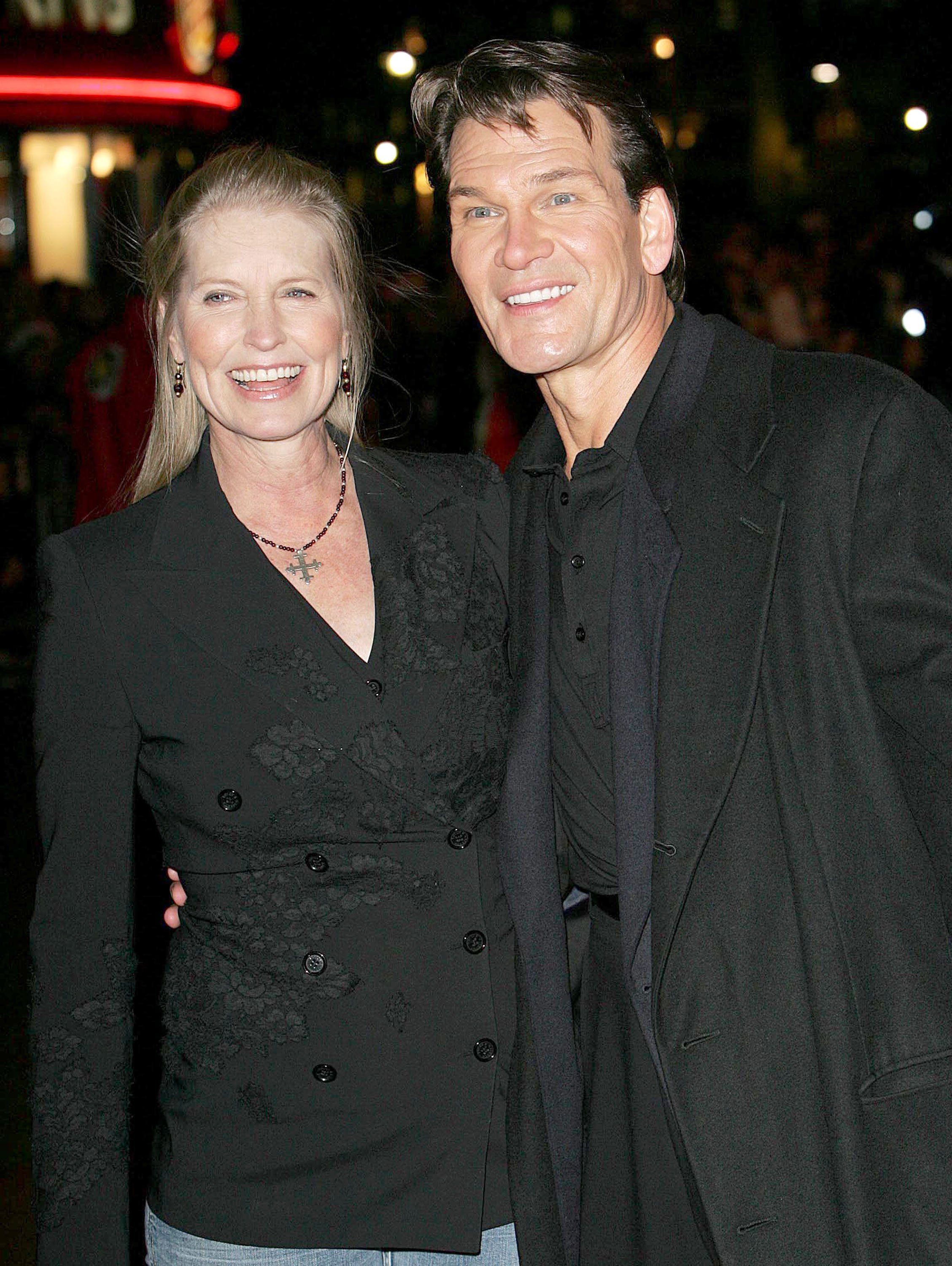 Patrick Swayze's Widow, Lisa Niemi, Talks About Life With The Late Actor