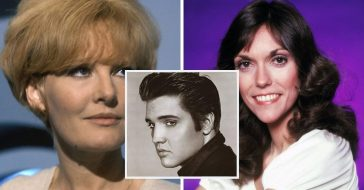 Petula Clark_ _Elvis angled for a threesome - he was raring to go_